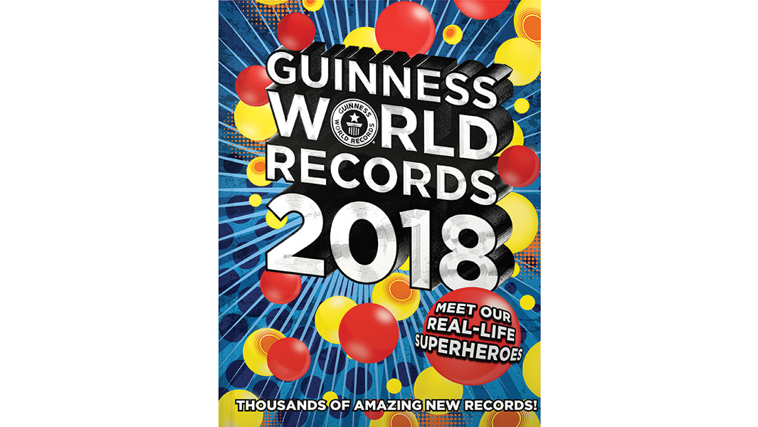 Triff die rekordbrechenden Superhelden von Guinness World Records 2018