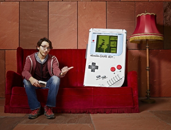 Largest Game Boy 3