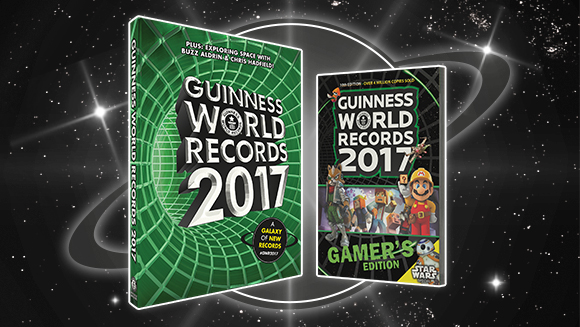 The Guinness World Records 2017 books