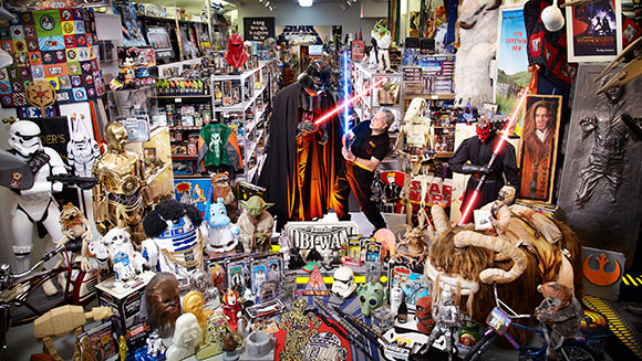 largest-collection-of-star-wars-memorabilia