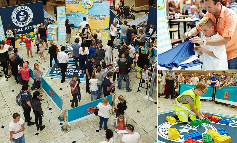 Meadowhall-host-Guinness-World-Records-Live-event